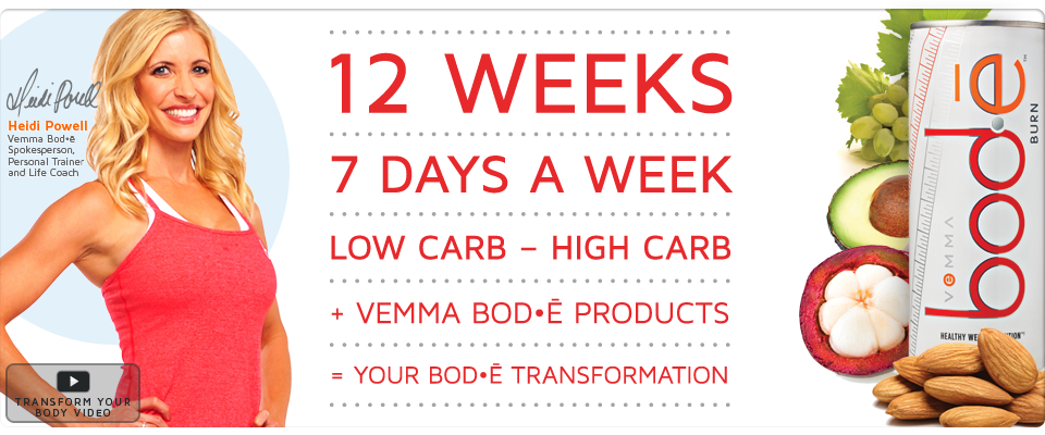 Heidi powell 21  Feedback  1 Week into the Vemma Bode 90 Day Challenge